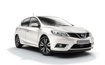 Mid Size – Nissan Pulsar