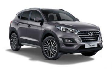 SUV – Hyundai Tucson