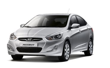 Sedan – Hyundai Accent