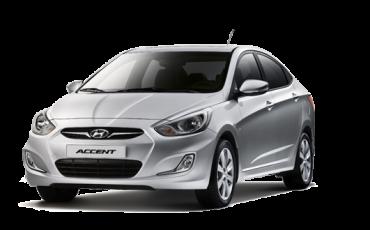 Sedan – Hyundai Accent
