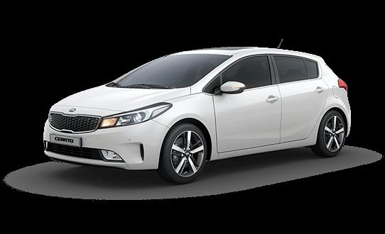 Mid Size Hatch Kia Cerato Melbourne Car Rental