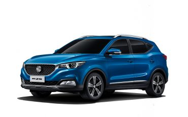 MG ZS Small 4WD